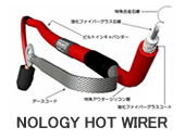 NOLOGY HOT WIRER