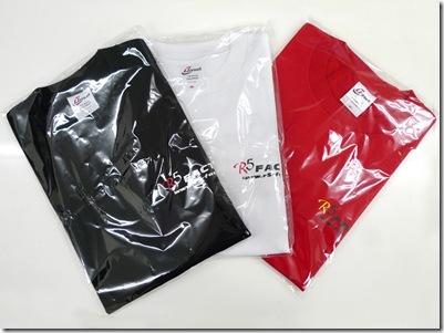 R5 FACTORY オリジナル Tシャツ