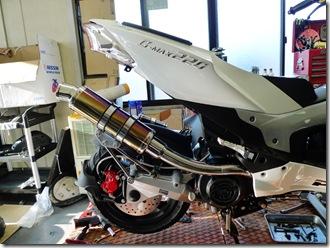 G-MAX 220 コンプリート車 製作