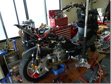 PGO TIGRA125 Racing Project