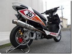 PGO TIGRA125 R5-SP!2)