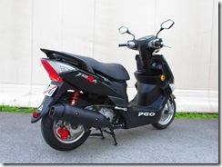 PGO TIGRA125新色ブラック (25)