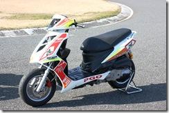 PGO TIGRA125 S-1GP