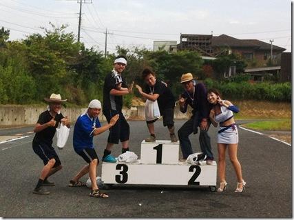 S-1GP ROUND3 参加!!祝