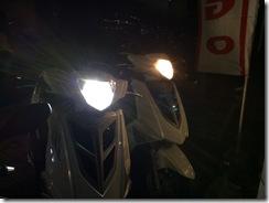 LED ヘットライト