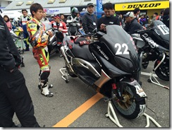 Endurance 3000 in筑波 for T-MAX class