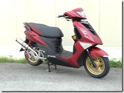 pgo tigra125 SE 001